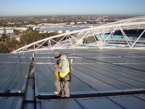 Roof Anchor Installation service