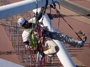 Industrial Rope Access Rope Access Sydney