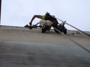 concrete repairs by Advanced Solutions group
